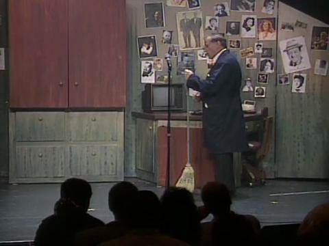 Jean Lapointe «Un dernier coup de balai - partie 1»