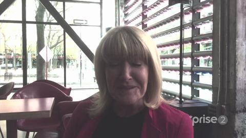 Louise Deschâtelets en dehors de la bulle...
