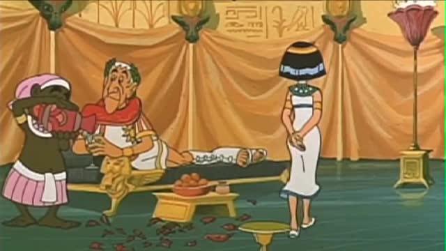 Qui a choisi Cléopâtre ?