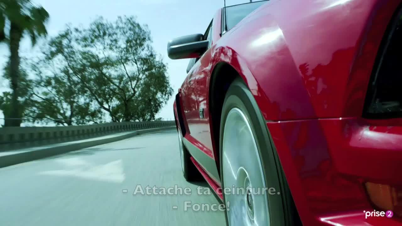 L'Arme Fatale | Riggs et Murtaugh en plein Grand Prix | Extrait ep.1