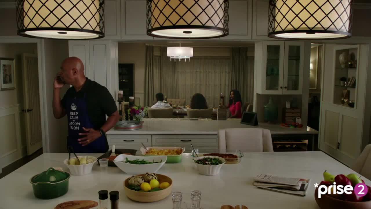 Murtaugh passe un savon à Riggs | L'Arme fatale | Saison 1 | Épisode 2